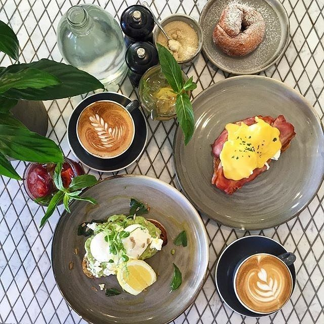 Best Cafe Manuka Canberra