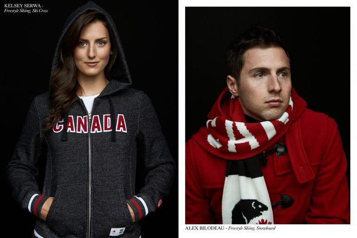 Official Team Canada Sochi 2014 Gear