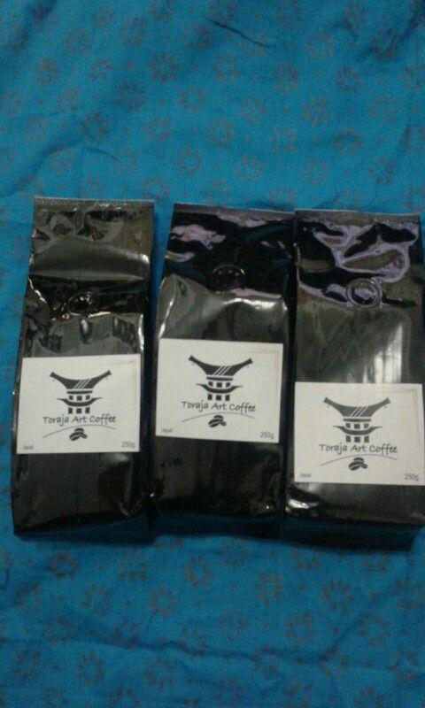 Toraja Art Coffee from Toraja-Indonesia.