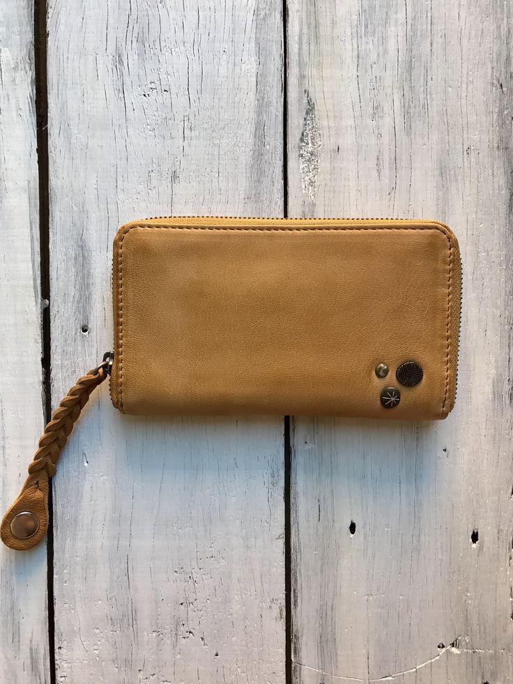 Noosa Amsterdam - Wabi Sabi Braided Wallet