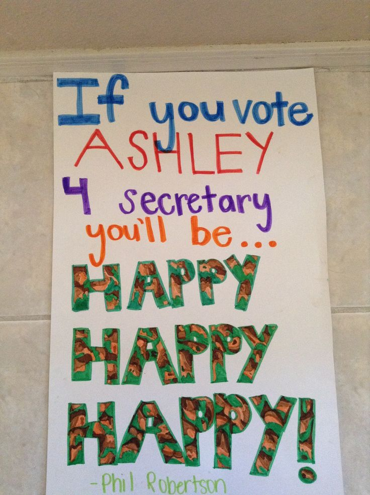 65 best Voting poster ideas images on Pinterest | Campaign ...