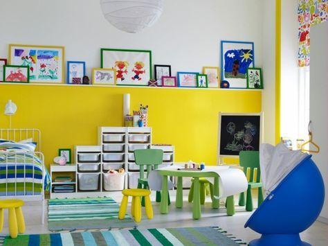 Die besten 25+ gelbe Wand Ideen auf Pinterest gelbe Küchenwände - gelbe dekowand blume fr wohnzimmer