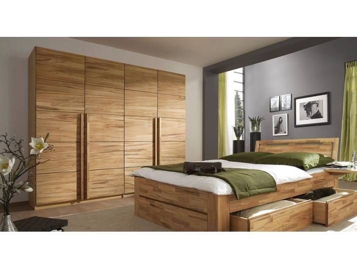 Kleiderschrank Massivholz Andalucia Kernbuche Na In 2020 Wohnung Schlafzimmer Massivholz Bett Ideen