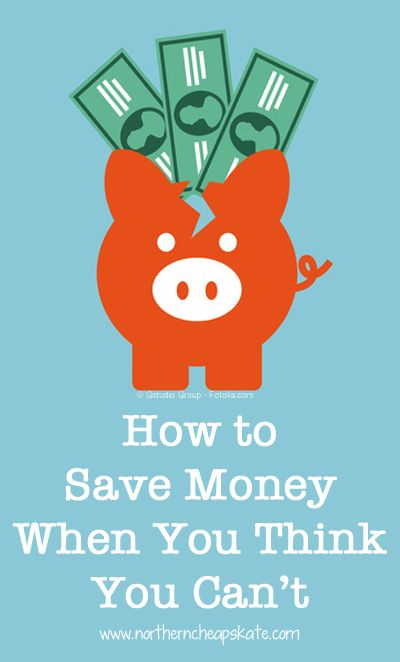 What happens if you want to save money but don't think it's possible? This article aims to show you how we can all spend less and start saving money if only we know how...