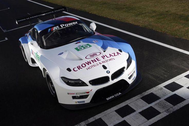 2013 BMW Z4 GTE Image