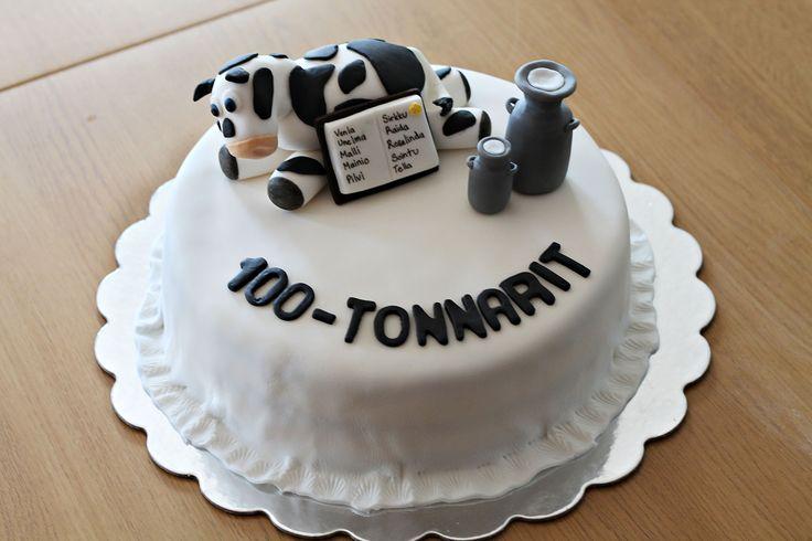 Cow cake :)