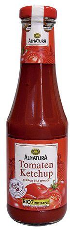 dTest: Alnatura Tomaten ketchup