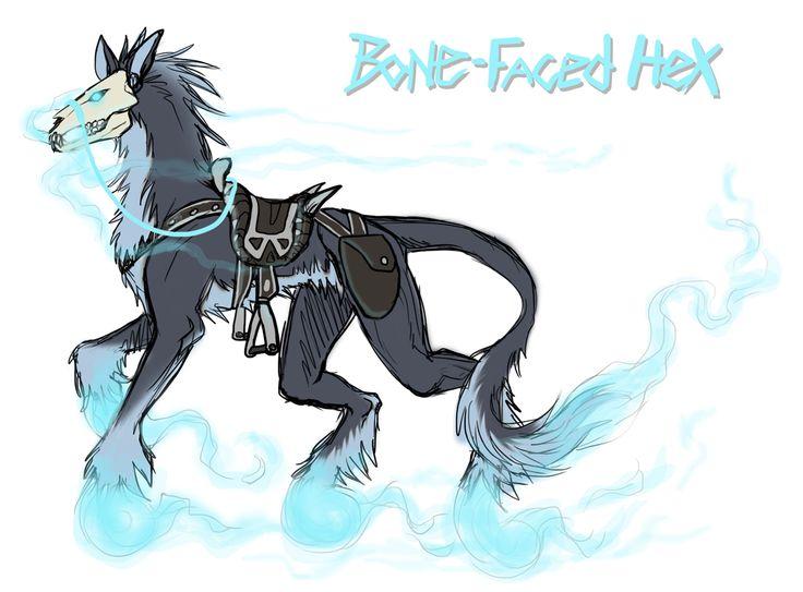 creature design, monster, ghosts, phantoms, mounts, beasts, original