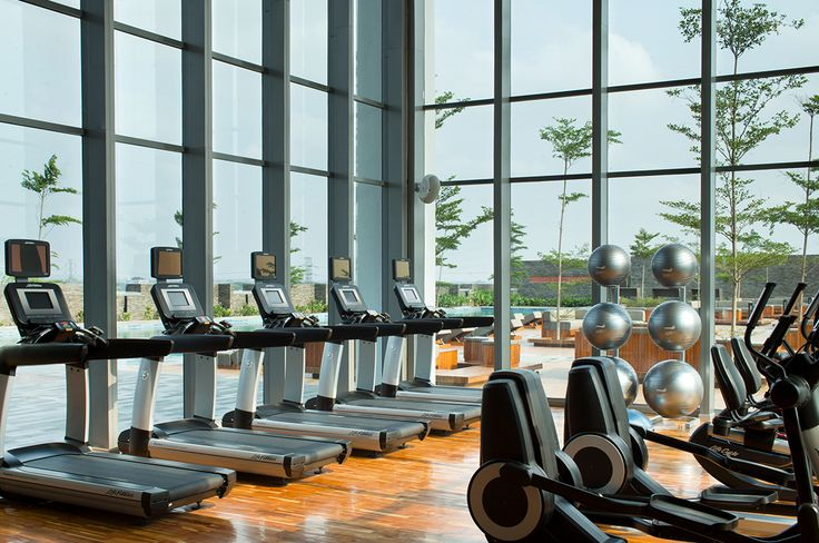 GYM ALILA open in Alila Solo and offering membership!