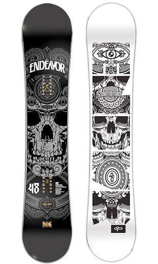 Endeavor Snowboards - RC Series