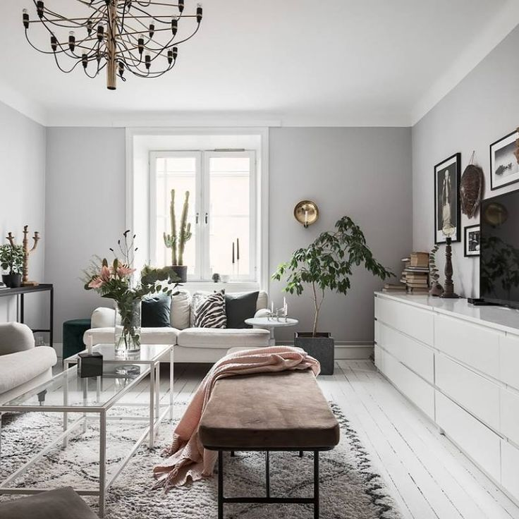 room redo modern eclectic nordic living room on living room color inspiration id=72220