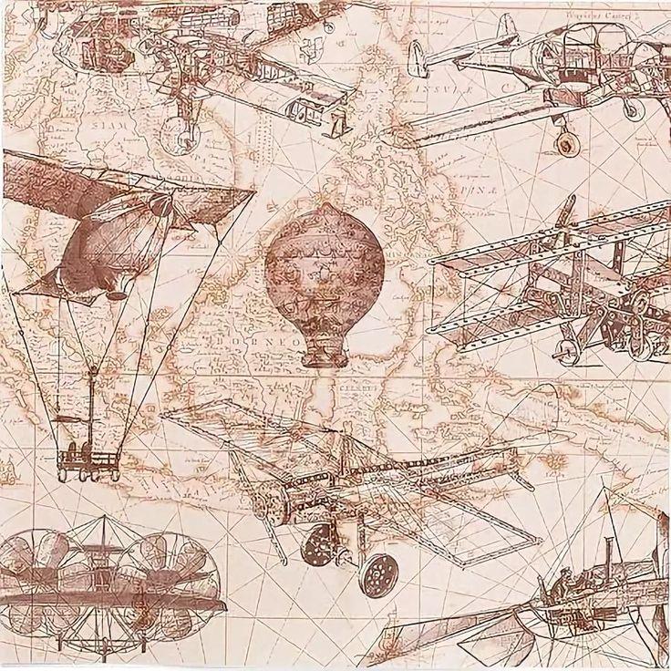 Фон для открытки для мужчины с самолетами, прикольно подписать открытку