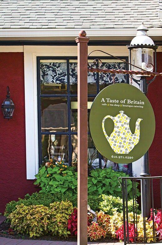 Boston Shoppes Tea Room