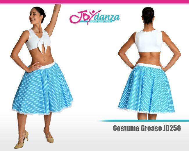 Costume ispirato al film Grease - Joy Danza