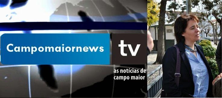 Campomaiornews: Catarina Martins coordenadora do Bloco de Esquerda...