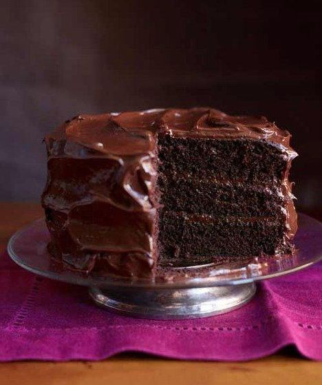 It's the ULTIMATE chocolate cake recipe according to Good Housekeeping, and if you're looking for the very best chocolate dessert for Valentine's Day, then search no further. It's a tried and true classic that has been reappearing in the longtime magazine