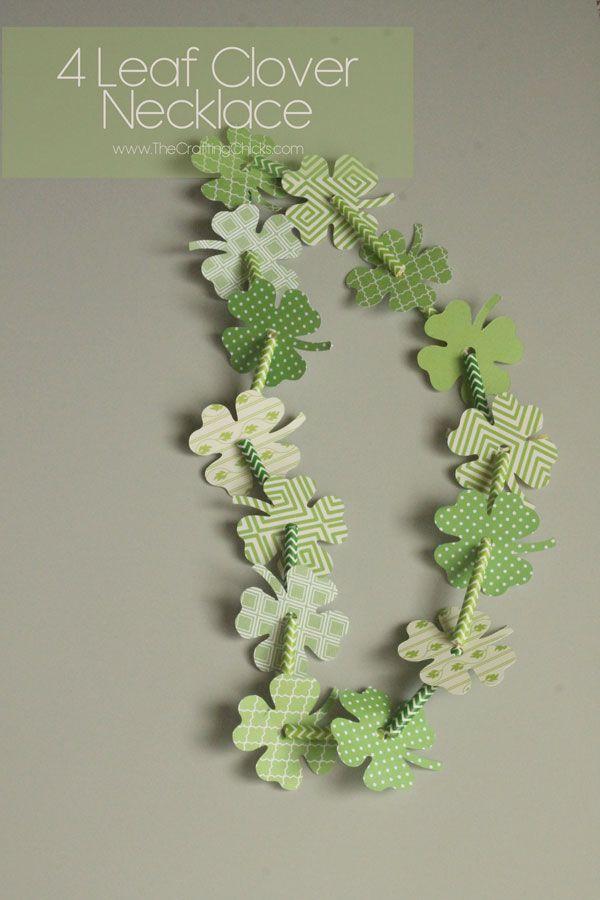 4 Leaf Clover Necklace