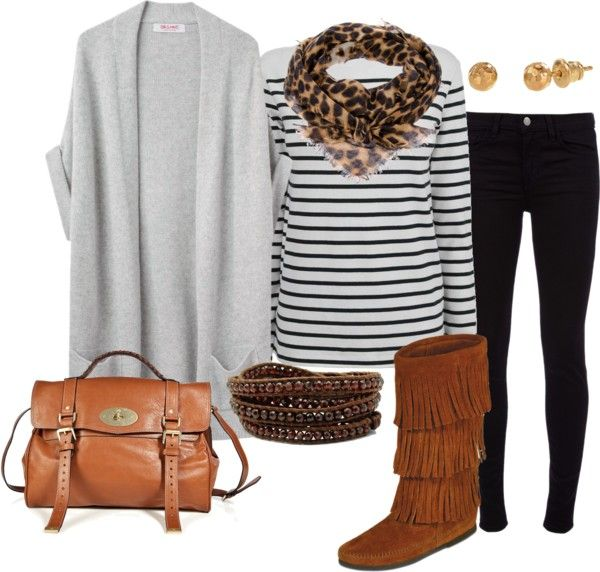 """""""Comfy Fall Outfit"""" by divinepeach on Polyvore"""