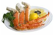 Charleston Seafood Frozen King Crab Legs, 32-Ounce « Lolly Mahoney