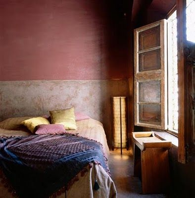 colours / light / bedroom / wall / orient / tuscany