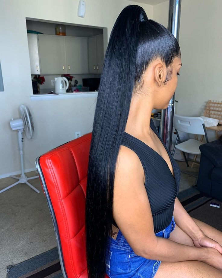 how to make a ponytail wig