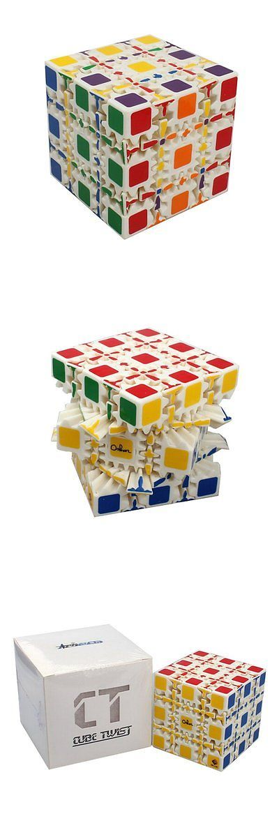 Brain Teasers and Cube Twist 19187: Cubetwist White Gear Cube 5X5x5 Magic Speed Puzzle Cube Toy -> BUY IT NOW ONLY: $62.49 on eBay!