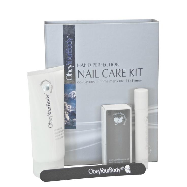 Obey your body nail care kit kiwi price
