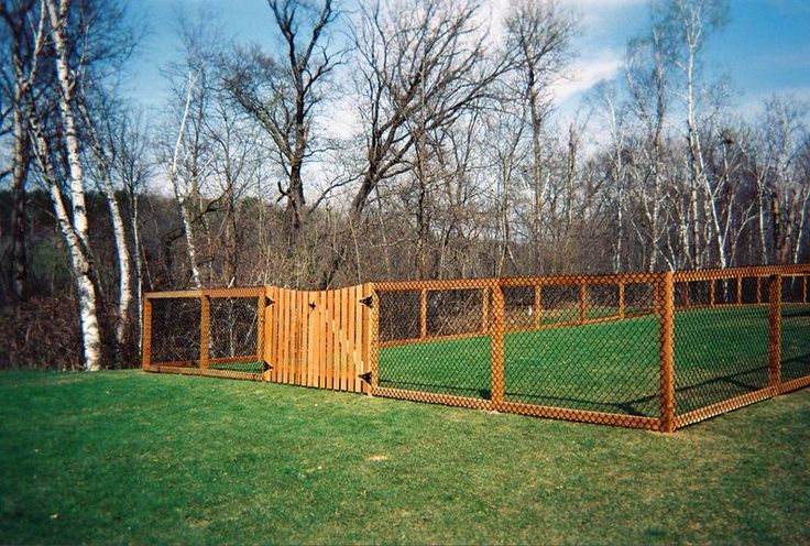 dog fencing ideas | dog fence