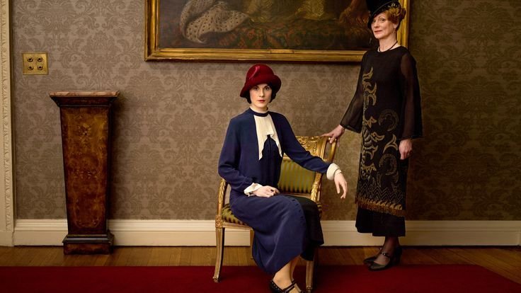 Learn secrets from the making of the Downton Abbey Season 5, Episode 4 fashion show from Downton Abbey's Costume Designer Anna Mary Scott Robbins, as seen on Downton Abbey Season 5 on MASTERPIECE on PBS.