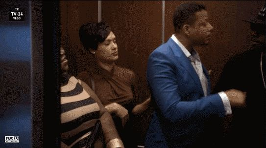 """That """"Sometimes Shit Goes Down When You Wear a Tina Knowles Original on an Elevator"""" Look   All 49 Of Cookie's Fierce Looks In """"Empire"""""""
