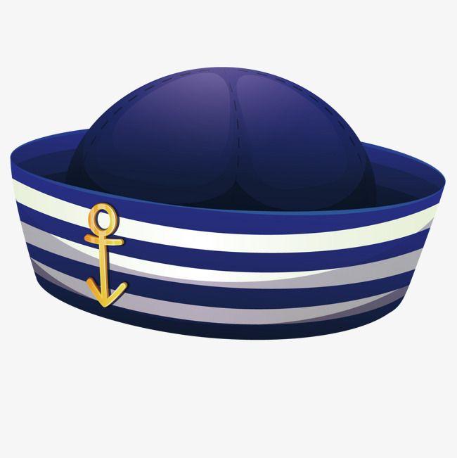 Vector Sailor Cap Hat Stripe Naval Wind Png Transparent Clipart Image And Psd File For Free Download Sailor Cap Blue Hat Hats