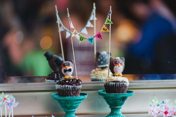 Adorable owl wedding cake toppers >> Courtney & Chuck's DIY Colorful Wedding at Lorien Hotel and Spa Alexandria, VA » Hampton Roads Wedding, Portrait, and Fashion Photographer - Chris Malpass Photography