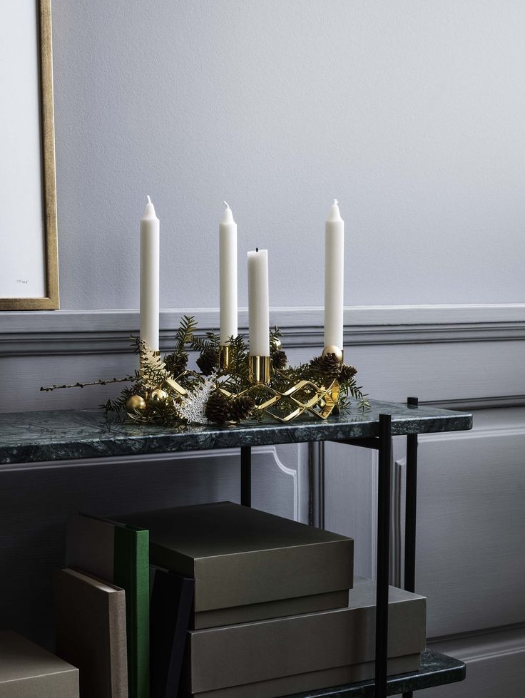 Karen Blixen advent wreath by Rosendahl Copenhagen