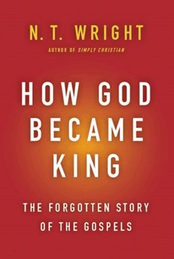 The forgotten story of the Gospels reveals why we should understand that our real charge is to sustain and cooperate with God's kingdom here and now. Wright's How God Became King is required reading for any Christian searching to understand their mission in the world today.