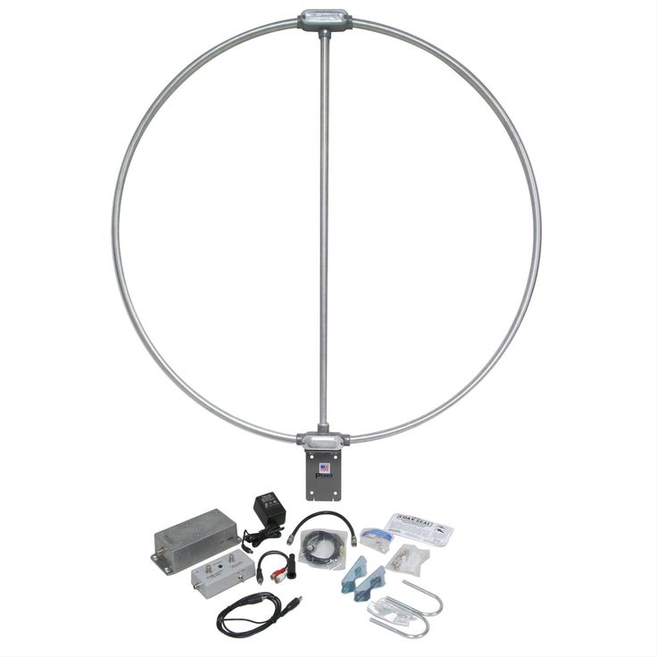 102 best Loop, Discone and Broadband Antennas images on