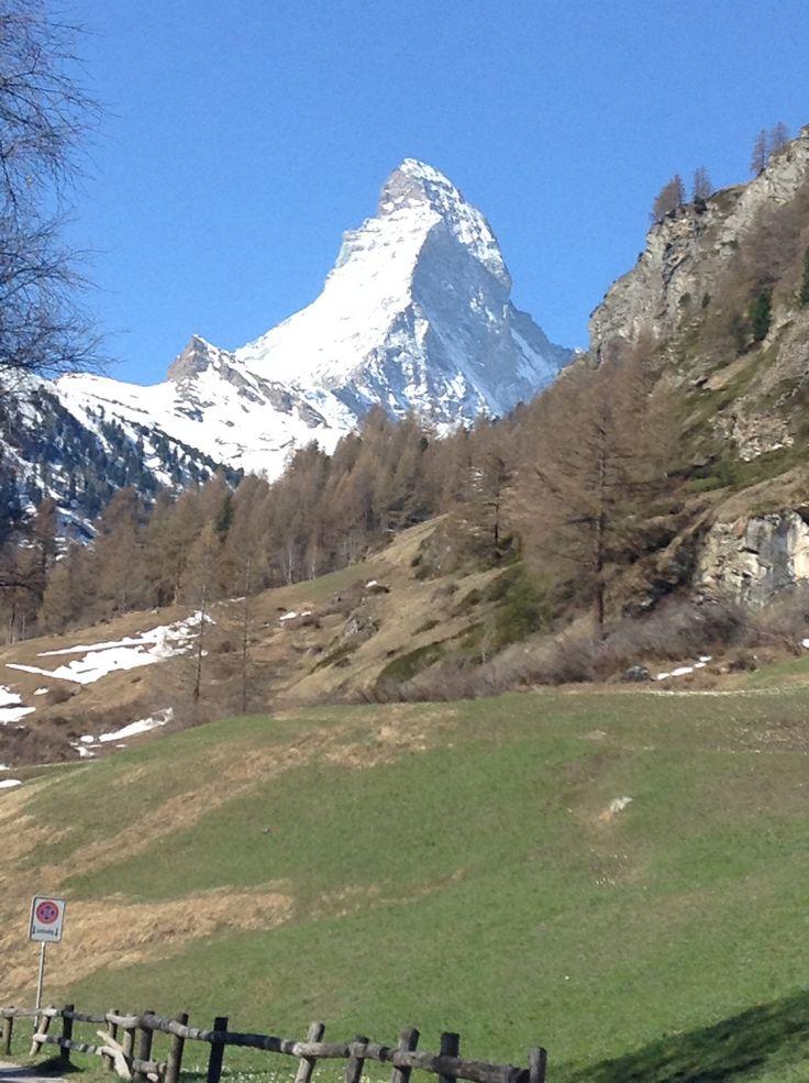 The Matterhorn !