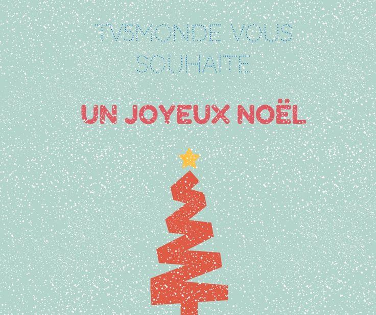 #TV5MONDE vous souhaite un Joyeux Noël.
