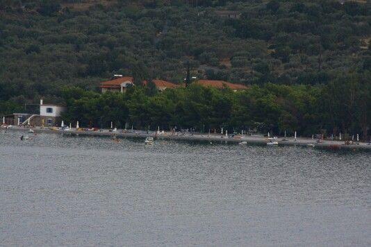 Zaritsi beach