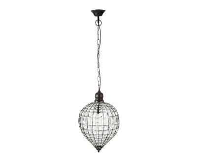 """Závěsné svítidlo """"Droppen"""", Ø 29, výš. 104 cm"""