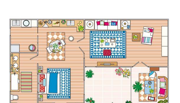 C mo decorar tu apartamento decoraci n de casas peque as - Como decorar una casa pequena ...