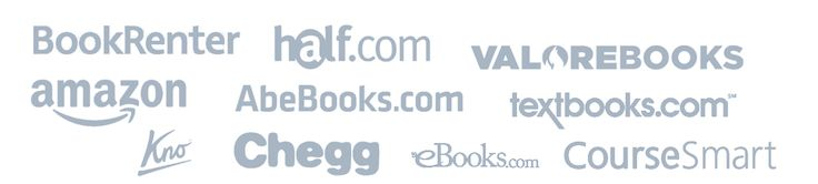 Compare College Textbook Prices | Buy and Rent College Textbooks | SlugBooks