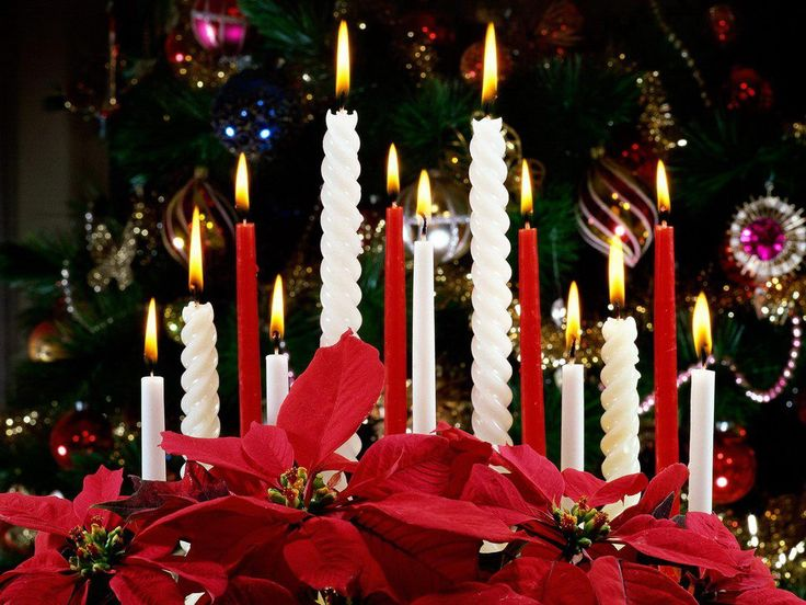 christmas+decorations | Christmas Decoration Candles