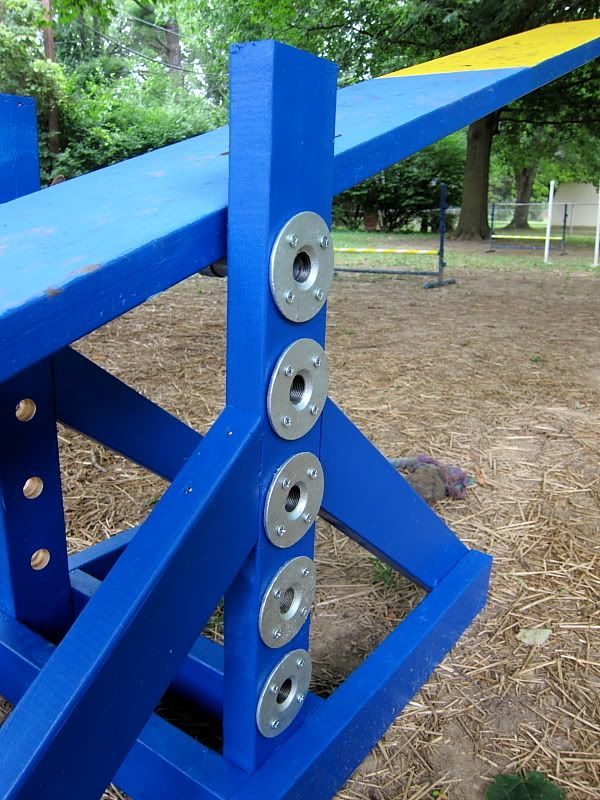DIY Agility Equipment-(Do it yourself ideas/hints) - Page 6 - German Shepherd Dog Forums