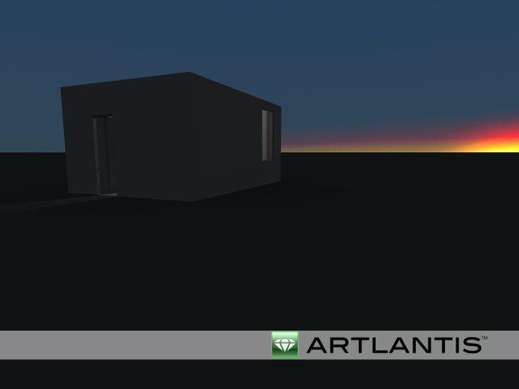 Artlantis alba
