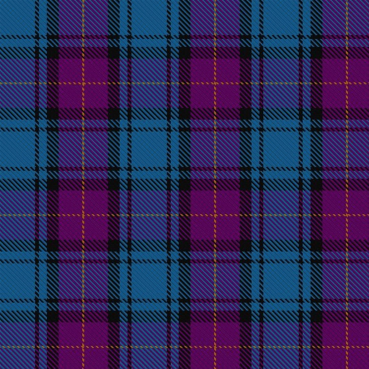 From the Joker, Tartan image...