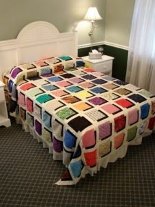 34 best Shadow box quilts images on Pinterest | Crafts, Cash ... : shadowed daisy quilt pattern free - Adamdwight.com