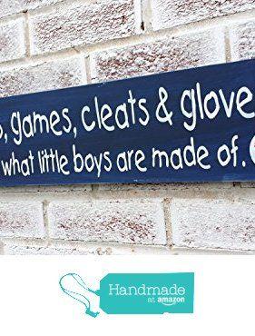 Baseball nursery art, baseball wooden sign, sports nursery wall art, sports nursery theme from Melody Home DeSigns https://www.amazon.com/dp/B01FMRCBP2/ref=hnd_sw_r_pi_dp_Z-eZyb0TSQDCY #handmadeatamazon