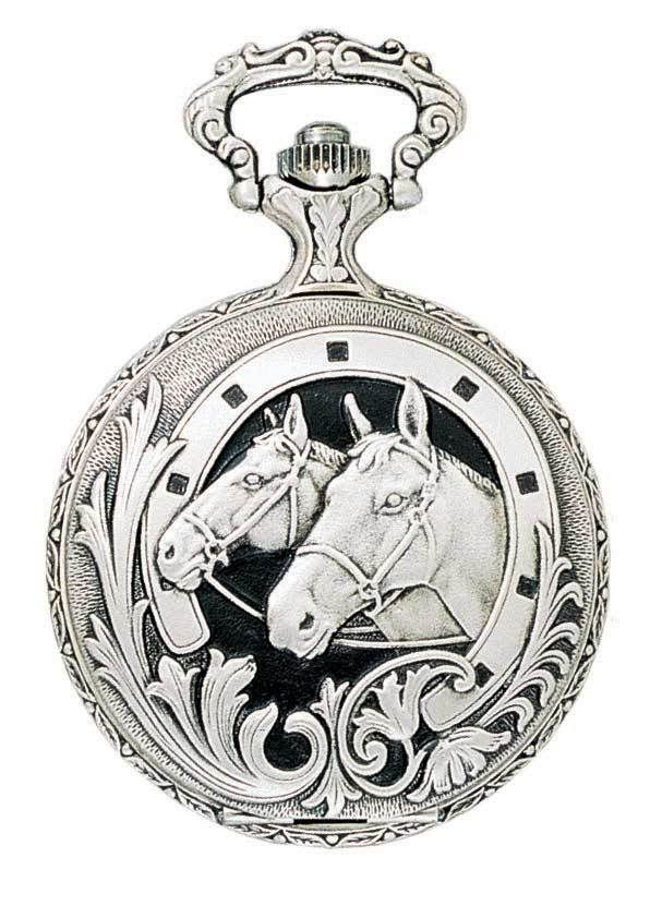 My Dream Watches: Horse Motif Pocket Watches - Dress Pocket Watch