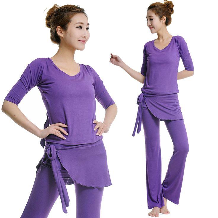 95% modal Yoga clothes