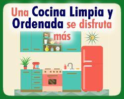 ¡Disfruta tu Cocina Siempre! #Cocina #Limpia #Ordenada #Disfrutar http://www.epicapacitacion.com.mx/articulos_info.php?id_articulo=568